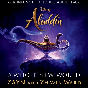 ZAYN and Zhavia Ward - A Whole New World
